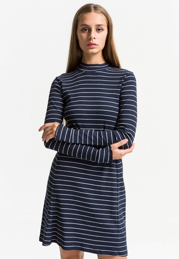Купить Повседневные, Платье LTB, GIMITA, mp002xw1hmsb, синий, Осень-зима 2018/2019