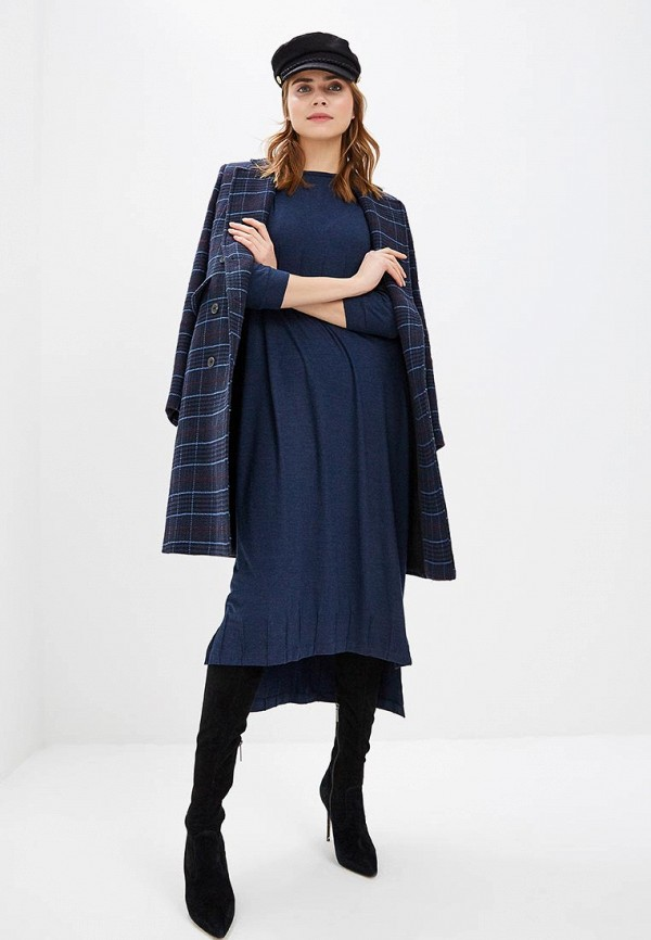 Платье Helmidge Helmidge MP002XW1HMT8 полуприталенное платье с молнией спереди helmidge платья и сарафаны в стиле ретро винтажные