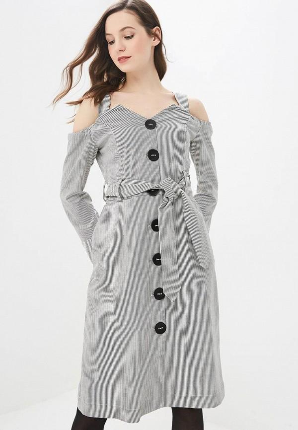 цена Платье Elena Kulikova Elena Kulikova MP002XW1HMVN онлайн в 2017 году