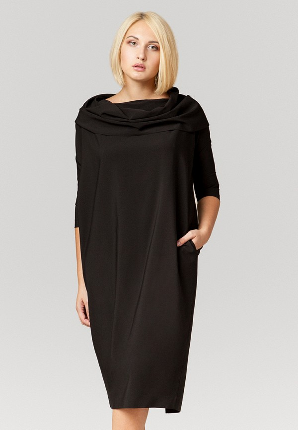 Фото - Женское платье Ummami черного цвета