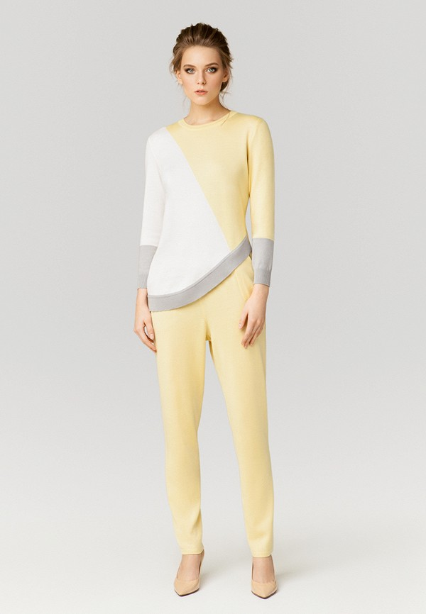 женский костюм ummami, желтый