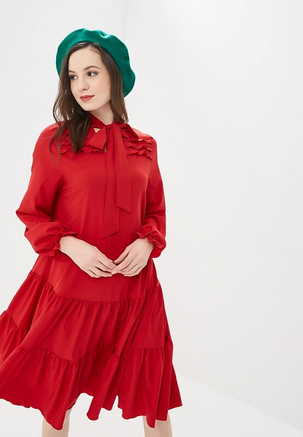 Платье Модный дом Виктории Тишиной Модный дом Виктории Тишиной MP002XW1HN1V