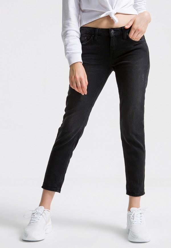 Купить Узкие джинсы, Джинсы LTB, ELIANA T MAT BLACK WASH, mp002xw1hnd5, черный, Осень-зима 2018/2019