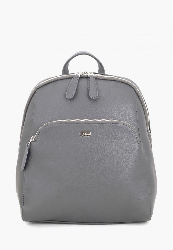 женский рюкзак solo, серый