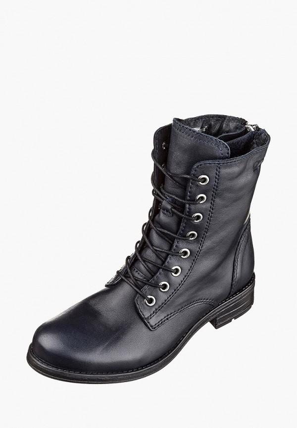 женские ботинки goergo, синие