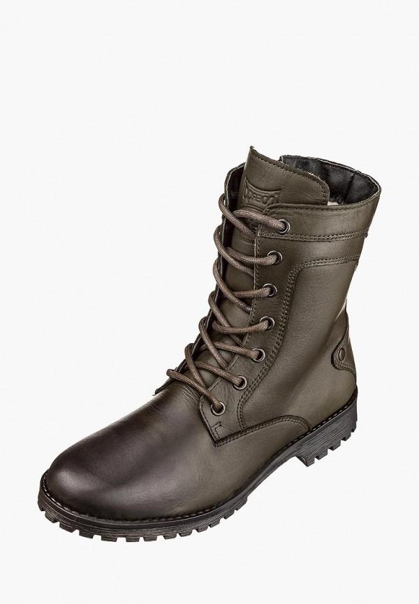 женские ботинки goergo, коричневые