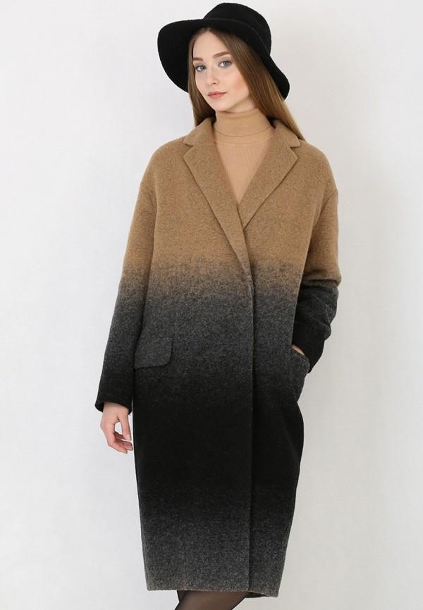 женское пальто lea vinci, разноцветное