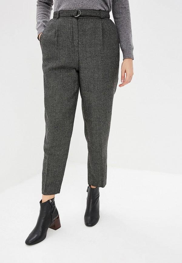 женские классические брюки viserdi, серые