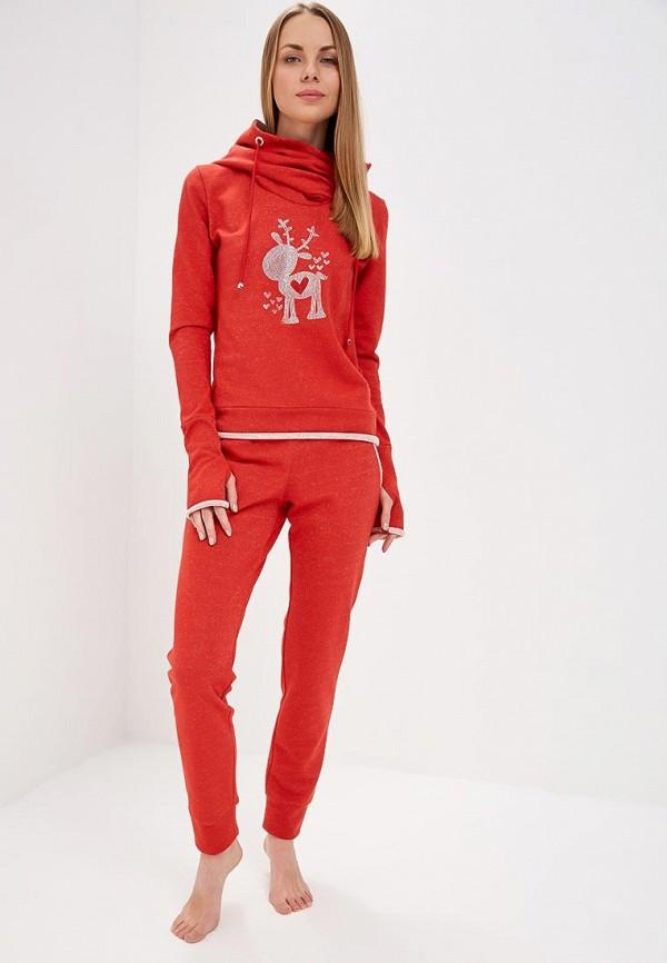 женский костюм imagefor, красный