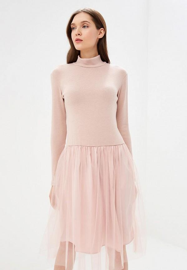 Платье Ла Треви Ла Треви MP002XW1HO87 цена 2017