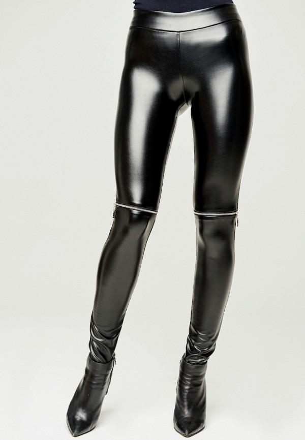 женские спортивные леггинсы jolifashn, черные