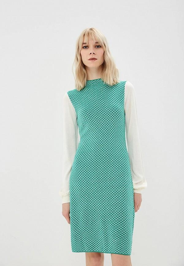 Платье MaryTes цвет зеленый