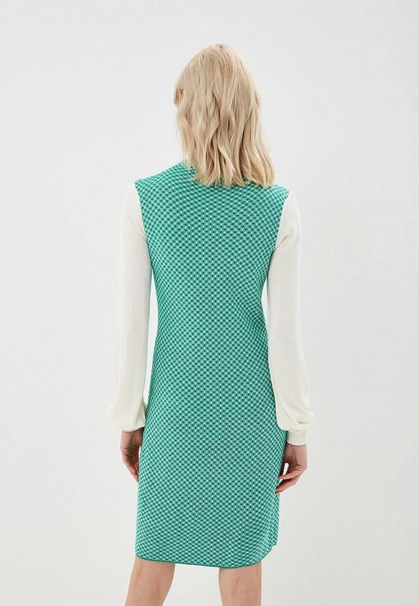 Платье MaryTes цвет зеленый  Фото 3