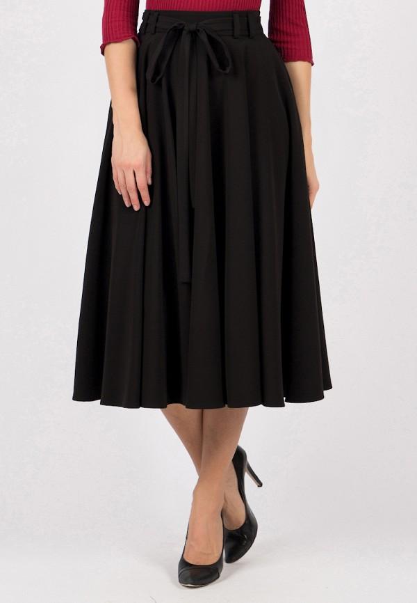 женская юбка olivegrey, черная