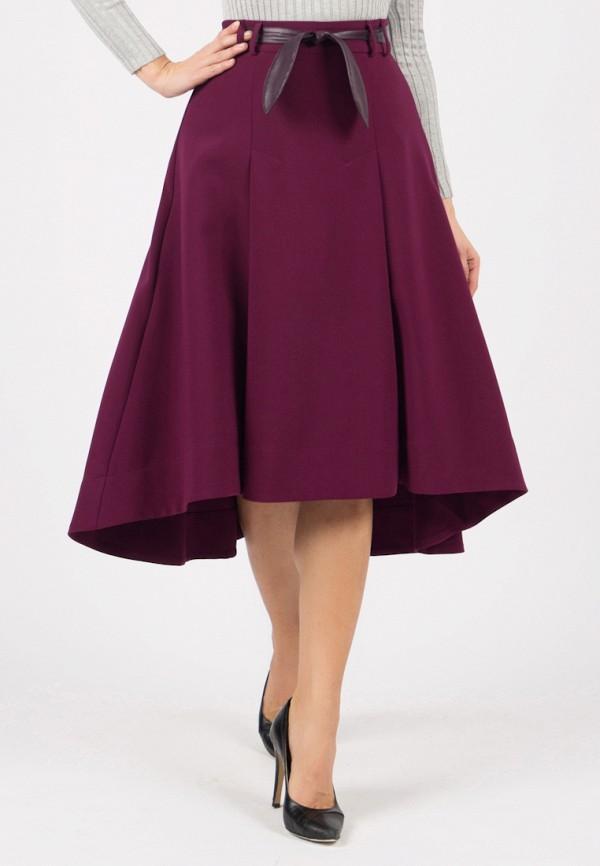 женская юбка olivegrey, фиолетовая