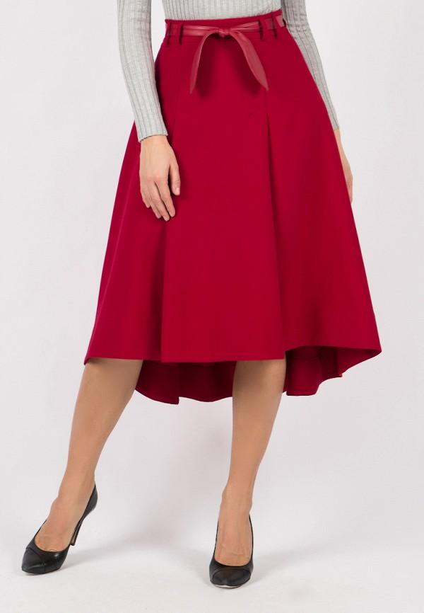женская юбка olivegrey, красная