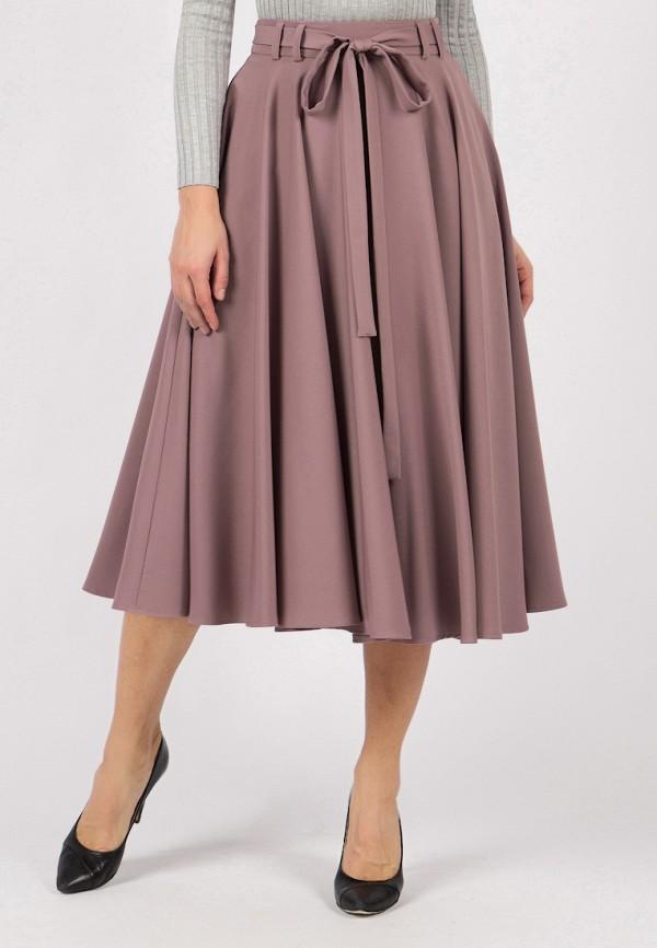 женская юбка olivegrey, розовая