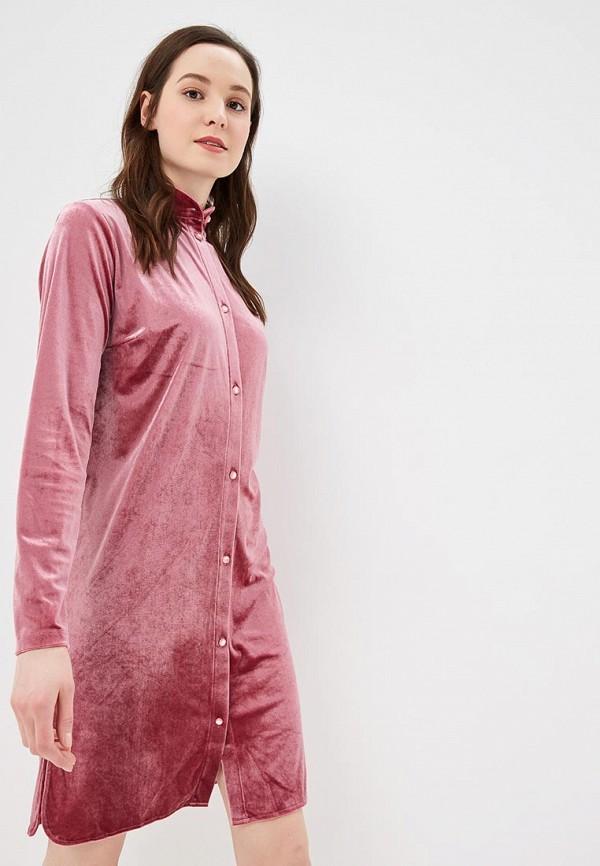 женское платье alina assi, розовое