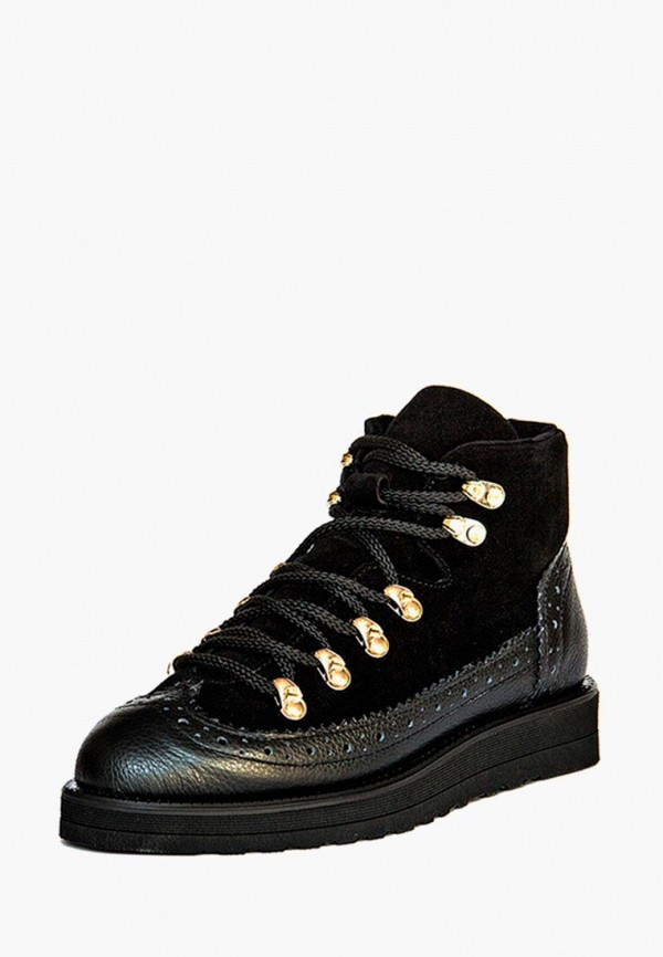 женские ботинки handys, черные