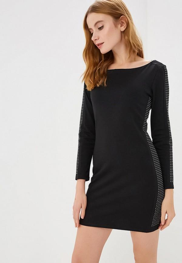 Платье Top Secret Top Secret MP002XW1HPFL black choker sleeveless crop top