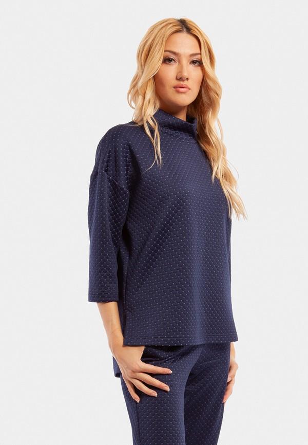 женские худи vladi collection, синие