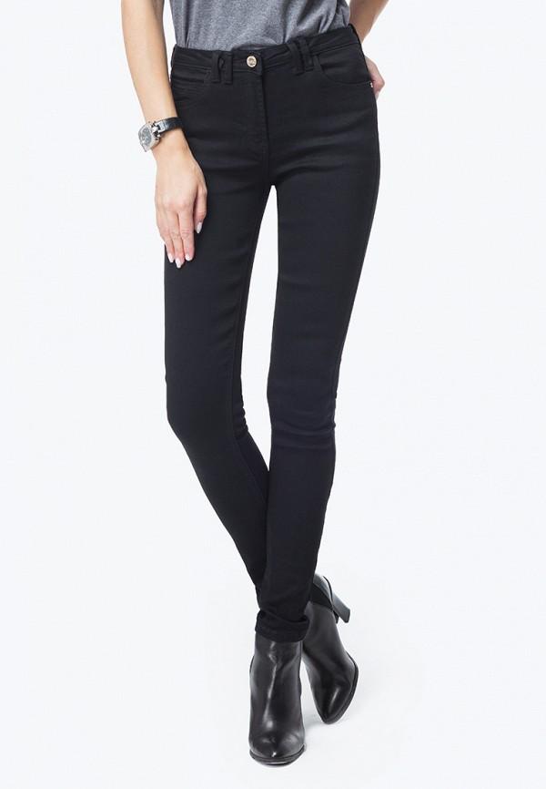 женские зауженные брюки vilatte, черные