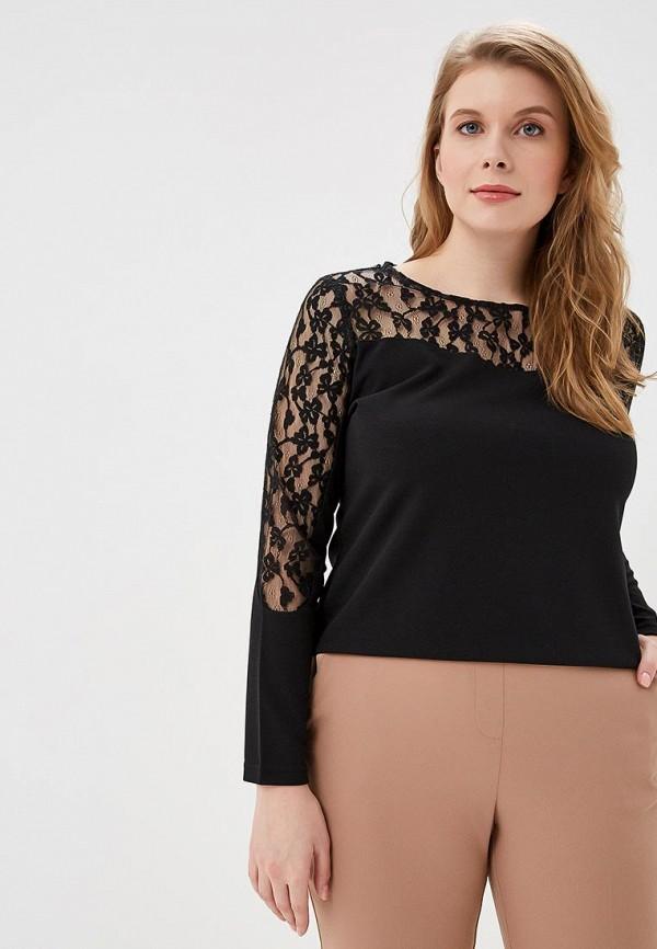 женская блузка svesta, черная