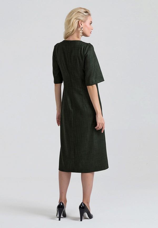 Фото 3 - Платье Lova зеленого цвета