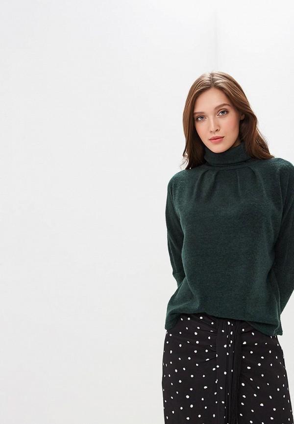 женский свитер mari vera, зеленый