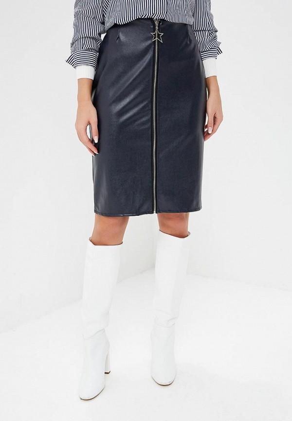 Кожаные юбки Glam Goddess