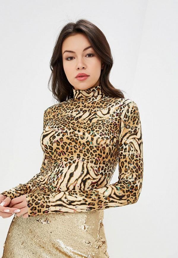 Купить Водолазка Glam Goddess, mp002xw1hq3k, коричневый, Осень-зима 2018/2019