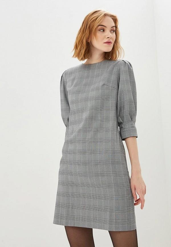 Фото - Платье shovsvaro серого цвета