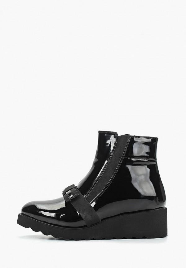 женские ботинки clovis, черные