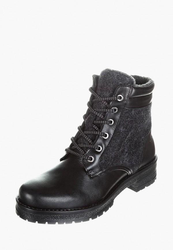 женские ботинки marc, черные