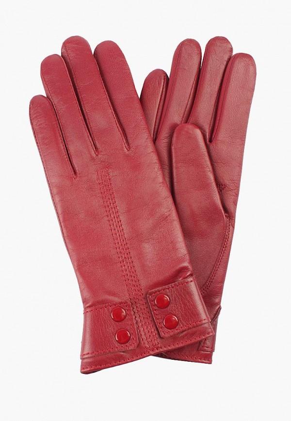 женские перчатки edmins, бордовые