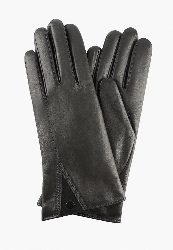 женские перчатки edmins, черные