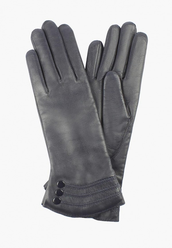 женские перчатки edmins, синие