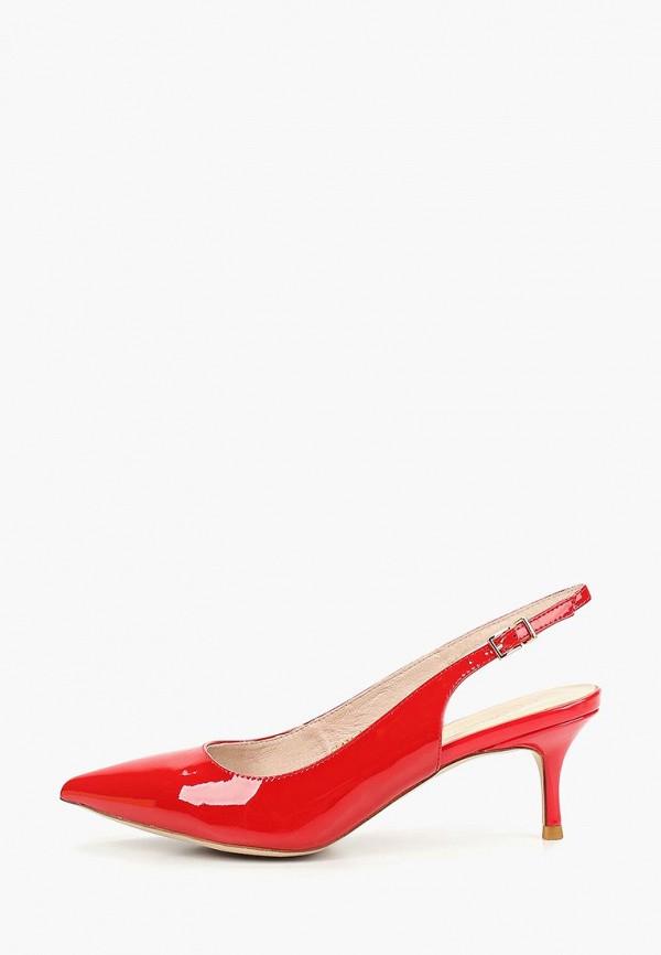 женские туфли berkonty, красные