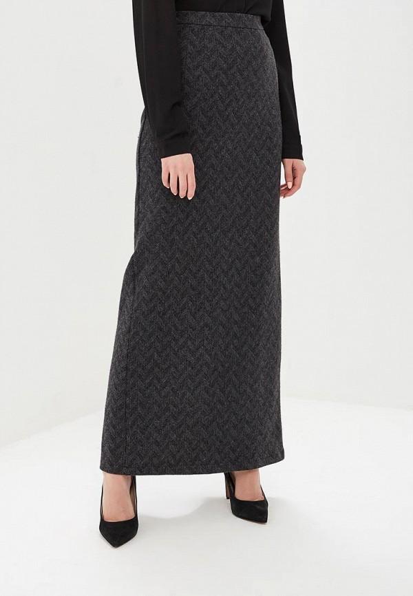 женская зауженные юбка sahera rahmani, серая