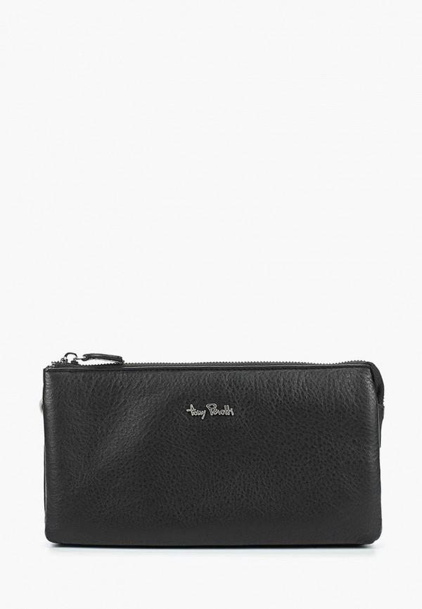 женская сумка tony perotti, черная