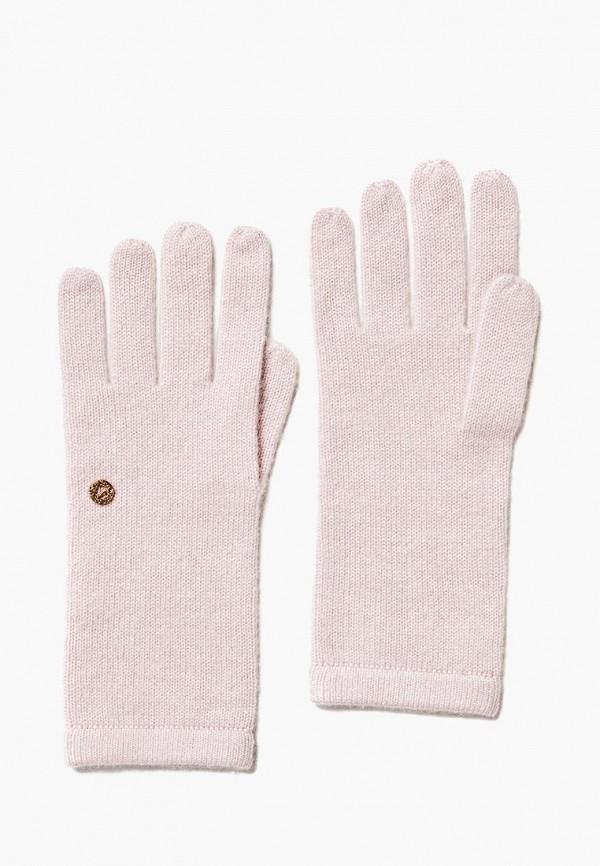 женские перчатки ummami, розовые