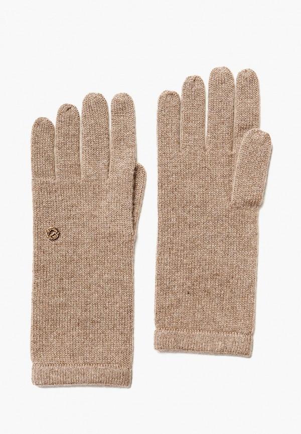 женские перчатки ummami, коричневые