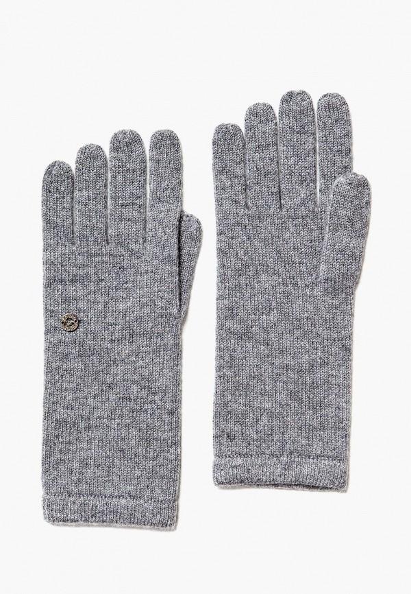 женские перчатки ummami, серые