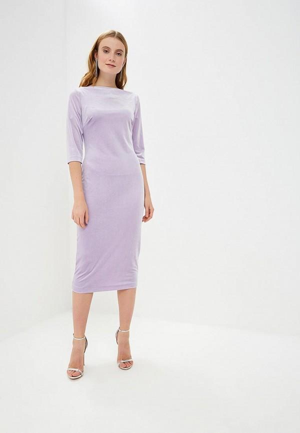 Купить Платье Ruxara, mp002xw1hr0g, фиолетовый, Осень-зима 2018/2019