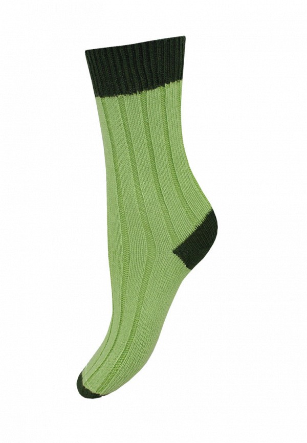 женские носки mademoiselle, зеленые