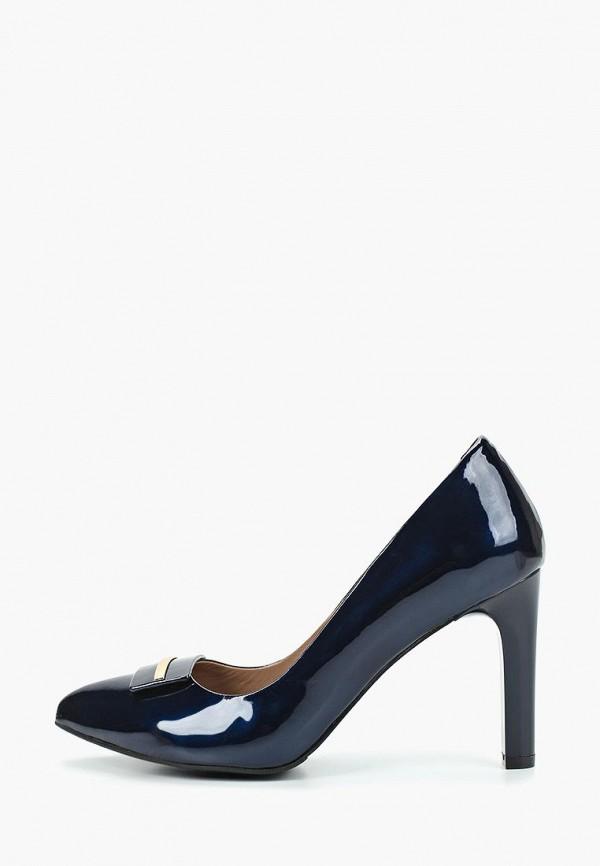 женские туфли allora, синие