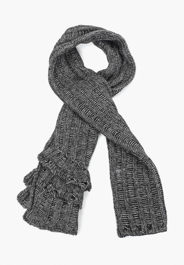 женский шарф jacote, черный
