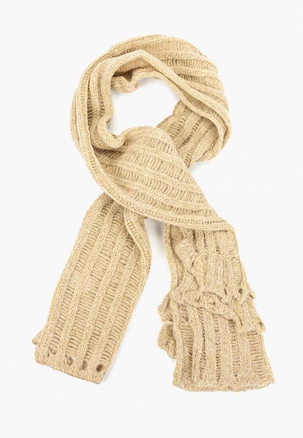 женский шарф jacote, золотой