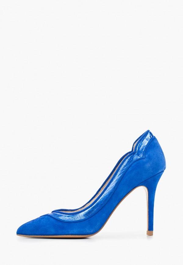 женские туфли rivadu, синие