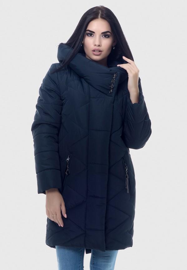 женская куртка vicco, синяя